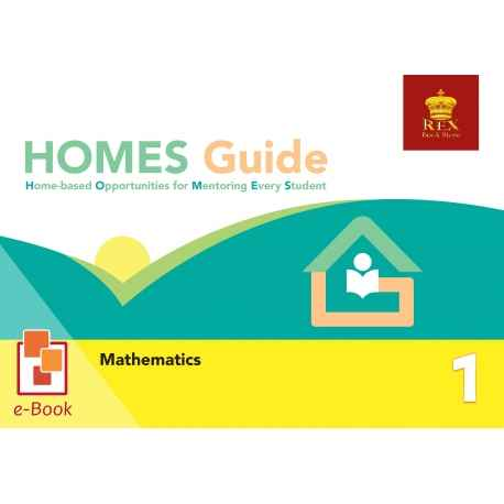 HOMES Guide for Math 1 [ e-Book : PDF ]