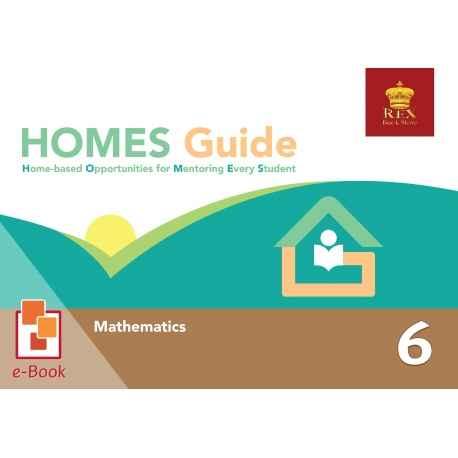 HOMES Guide for Math 6 [ e-Book : ePub ]