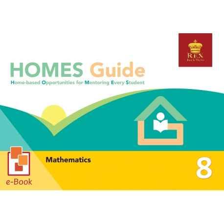 HOMES Guide for Math 8 [ e-Book : PDF ]