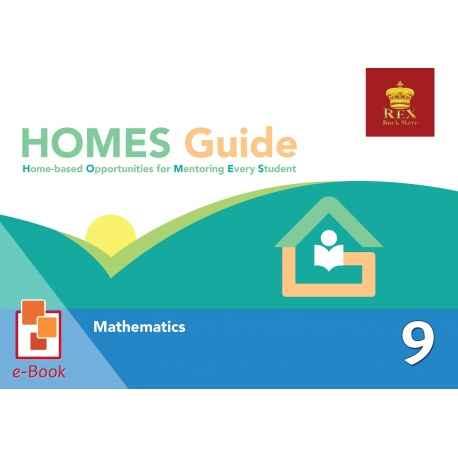 HOMES Guide for Math 9 [ e-Book : PDF ]