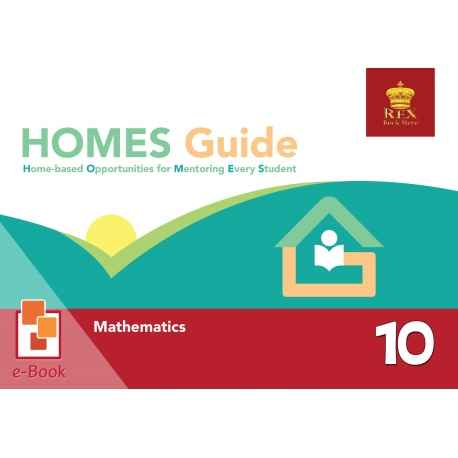 HOMES Guide for Math 10 [ e-Book : ePub ]