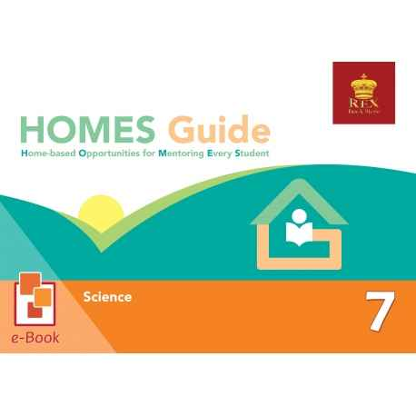 HOMES Guide for Science 7 [ e-Book : ePub ]