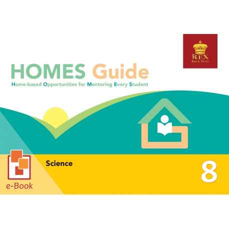 HOMES Guide for Science 8 [ e-Book : ePub ]