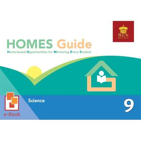 HOMES Guide for Science 9 [ e-Book : ePub ]
