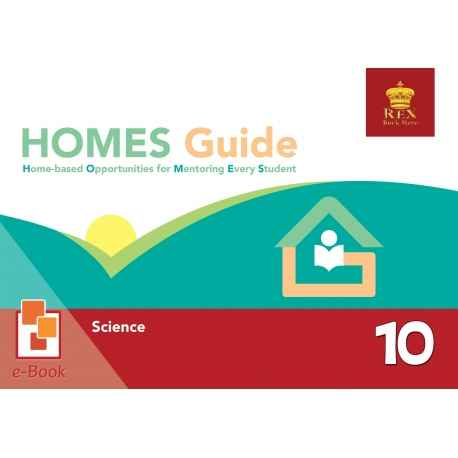 HOMES Guide for Science 10 [ e-Book : ePub ]