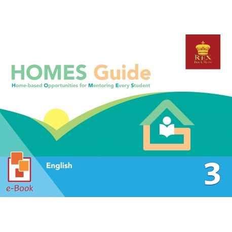 HOMES Guide for English 3 [ e-Book : PDF ]