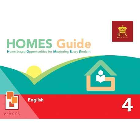 HOMES Guide for English 4 [ e-Book : PDF ]