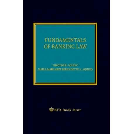 Fundamentals of Banking Law (2019 Edition) Cloth Bound