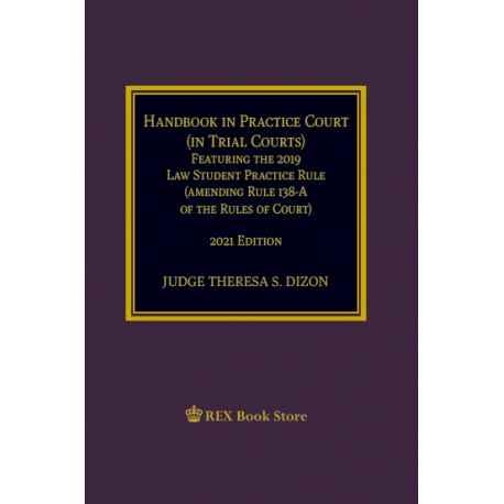 Handbook on Practical Court (2021 Edition) Paper Bound