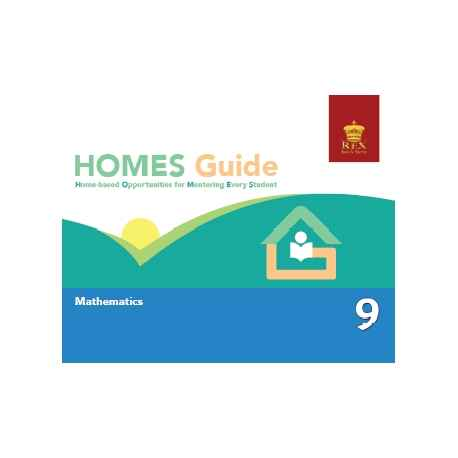 Homes Guide for Mathematics 9 (2020 Edition)