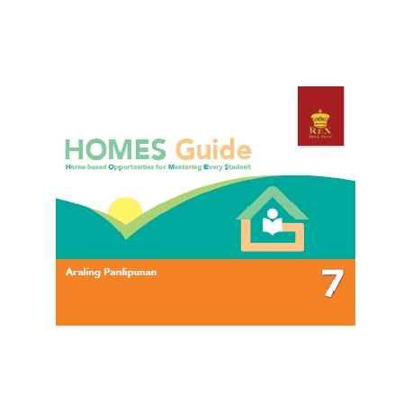 Homes Guide for Araling Panlipunan 7 (2020 Edition)
