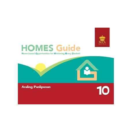 Homes Guide for Araling Panlipunan 10 (2020 Edition)