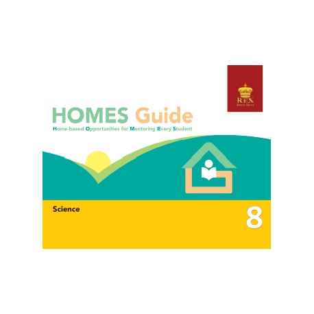 Homes Guide for Science 8 (2020 edition)