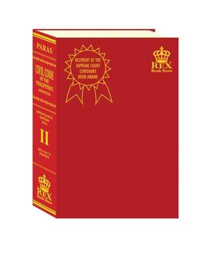 Civil Code Volume II (Property)