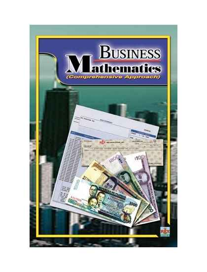 Business Mathematics Comprehensive Approach