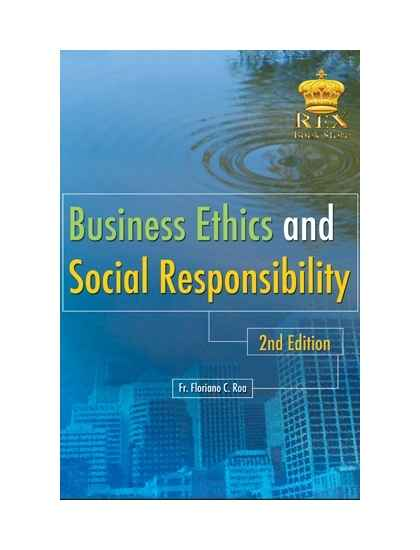 business ethics  social responsibility  roa  college book human resources management
