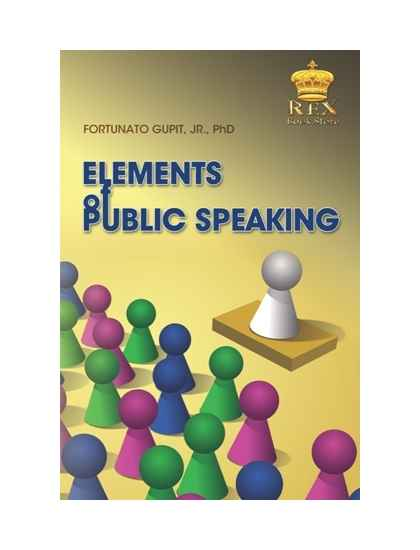 Elements of Public Speaking