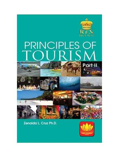 Principles of Tourism: Part II (Updated Edition)