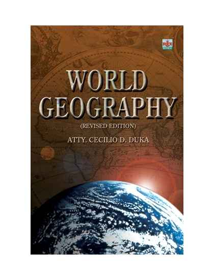 World Geography Revised Ed.