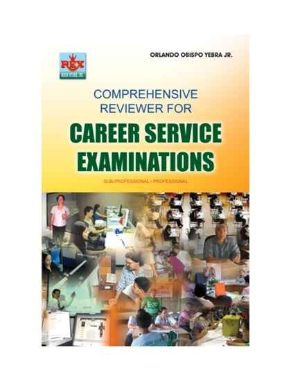 Comprehensive Reviewer for Career Service Examinations