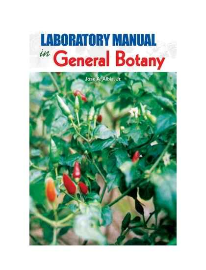 Laboratory Manual in Botany