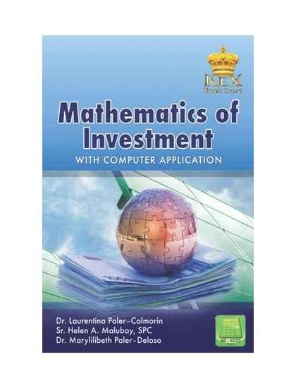 Mathematics of Investment w/ Computer Application