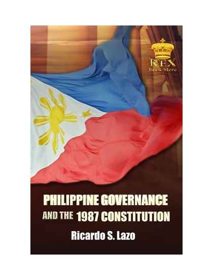 The Philippine Governance and the 1987 Constitution