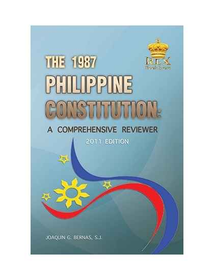 The 1987 Philippine Constitution: A Comprehensive Reviewer
