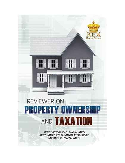Reviewer on Property Ownership and Taxation