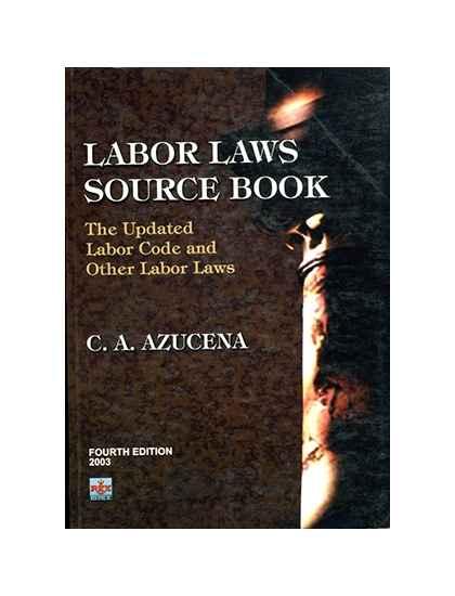Labor Law Source Book
