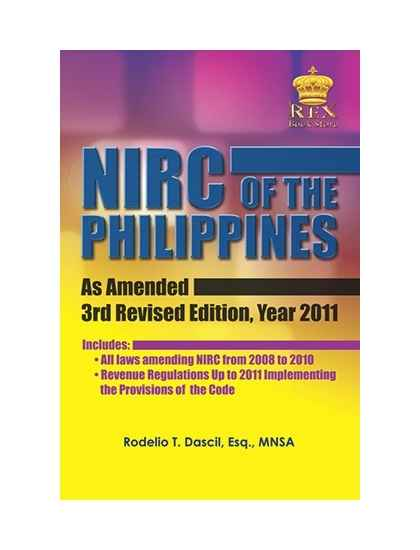 N.I.R.C. of the Philippines Annotated