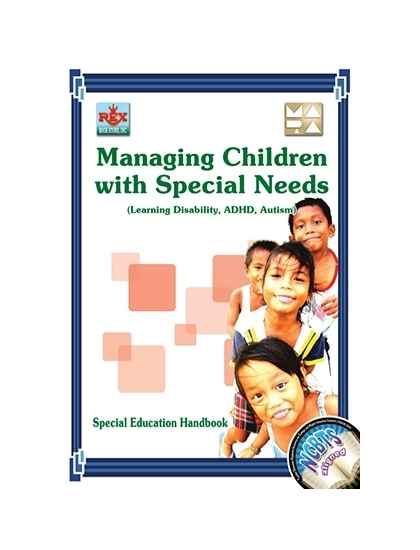 Managing Children w/ Special Needs (Learning Disability,ADHD,Autism)