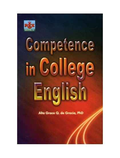 Competence in College English