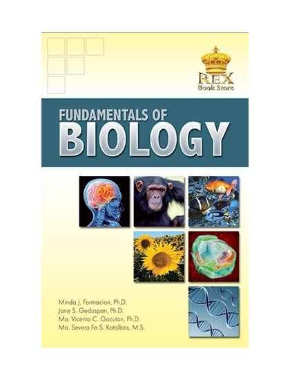 Fundamentals of Biology
