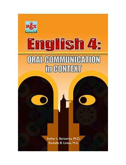 English 4: Oral Communication in Context