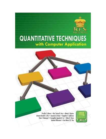Quantitative Techniques for Business(with computer application)