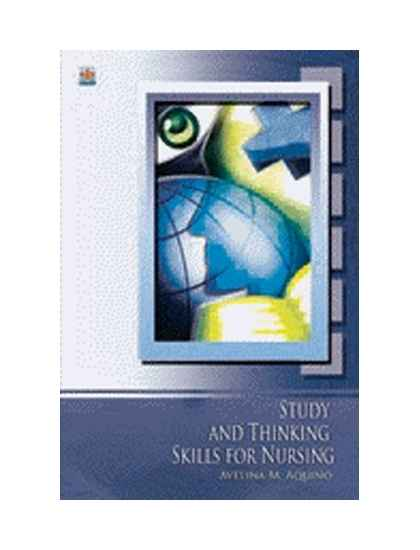 Study and Thinking Skills for Nursing