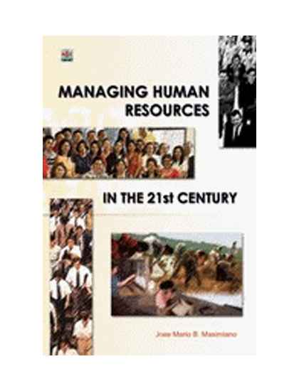 Managing Human Resources in the 21st Century