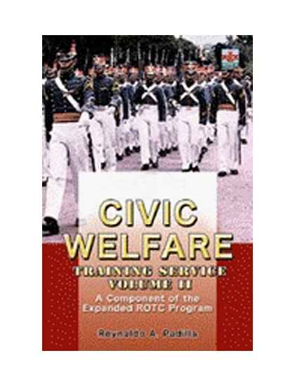Civic Welfare Training Service Vol. II