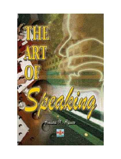 The Art of Speaking