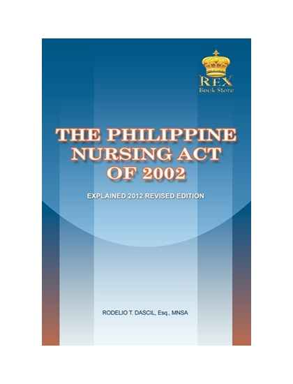 The Philippine Nursing Act
